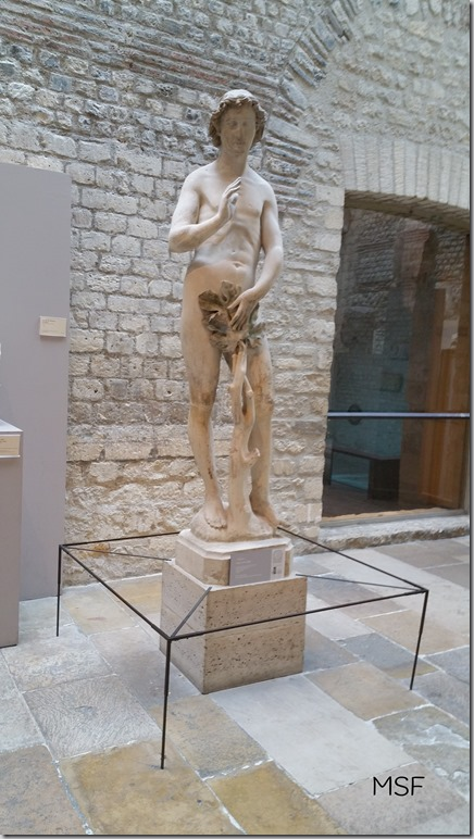Adán Notre Dame_museo Cluny