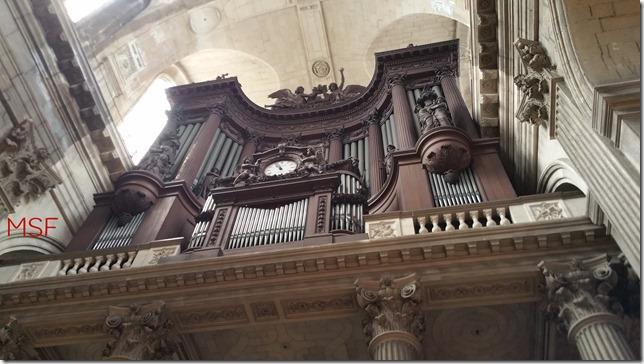 órgano de Saint Sulpice París